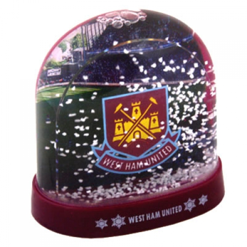 West Ham United Staduim Fc Football Snow Dome Official Decoration