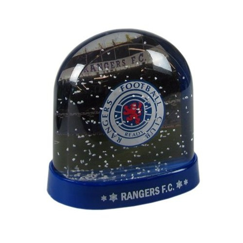 Rangers Fc Stadium Football Snow Dome Official Decoration