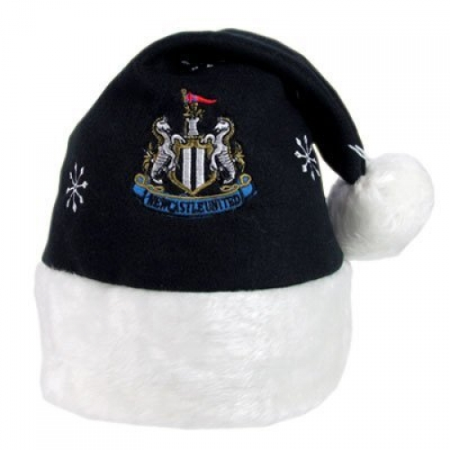 Newcastle United Fc Football Xmas Hat Official Christmas