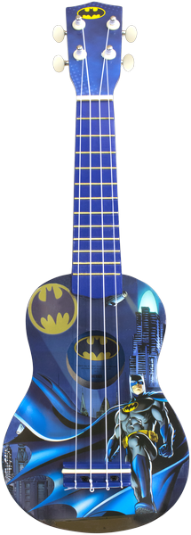 Batman 'Ukulele' Guitar Toy