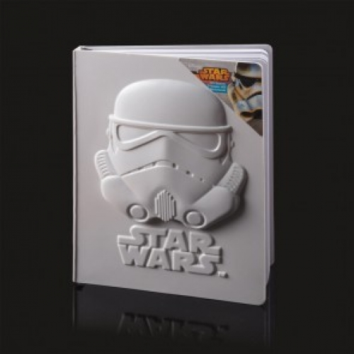Star Wars Storm Trooper A5 3d Notebook Stationery