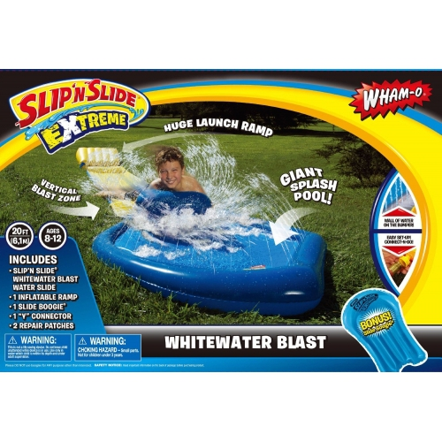 Slip N Slide Extreme 'Whitewater Blast' Swimming Pool