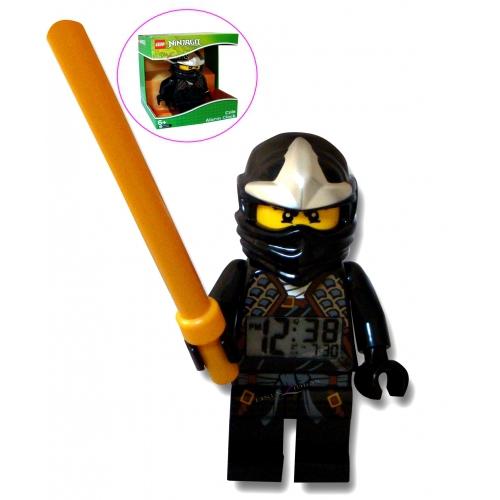 Lego Ninjago 'Cole' Alarm Clock