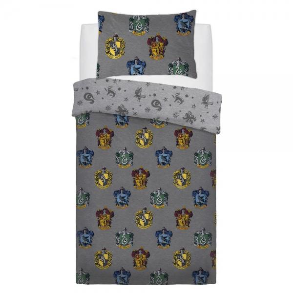 Harry Potter Sorted Rotary Single Bed Duvet Quilt Cover Set
