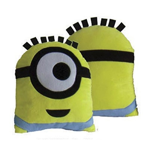 Despicable Me Minion Plush Shaped Cushion