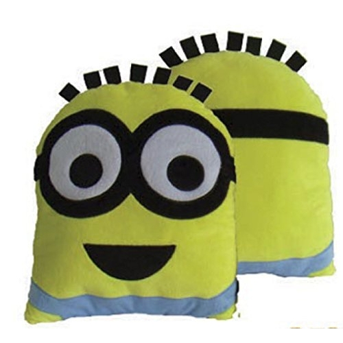 Despicable Me Minions Plush Shaped Cushion