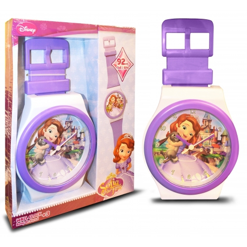 Disney Sofia The First 92cm. Wall Clock