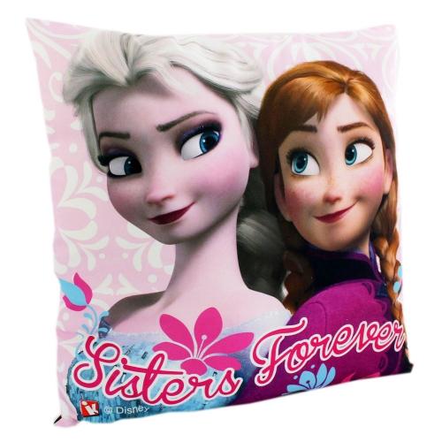 Disney Frozen Elsa & Anna 'Sisters Forever' Printed Cushion