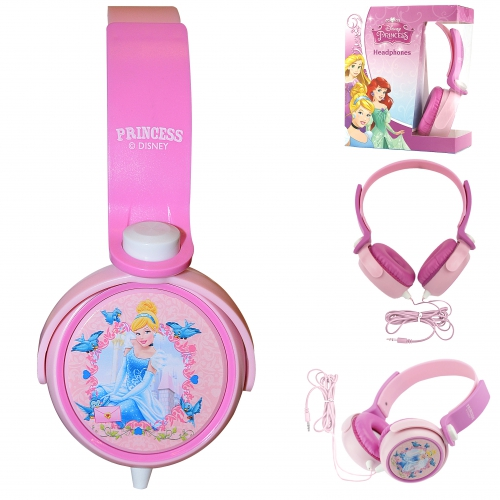 Disney Princess 'Friends' Stereo Headphones Computer Accessories