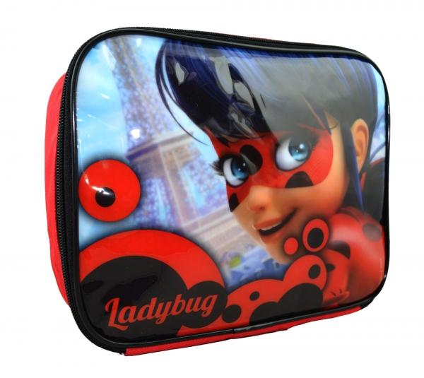 Miraculous 'Ladybug' School Rectangle Lunch Bag