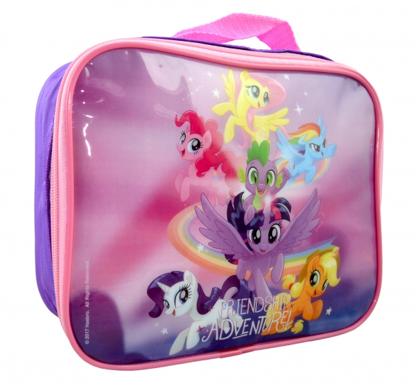 My Little Pony 'Friendship' School Rectangle Lunch Bag