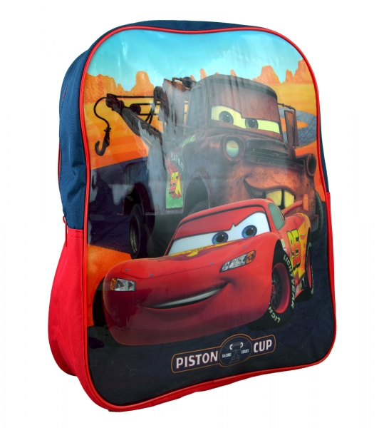 Disney Cars 3 'Piston Cup' Junior School Bag Rucksack Backpack