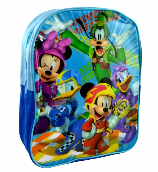 Disney Mickey Mouse 'Friends' Junior School Bag Rucksack Backpack
