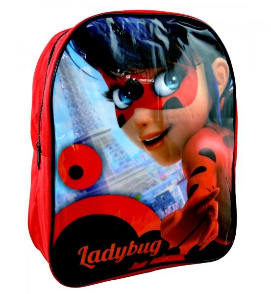 Miraculous 'Ladybug' Junior School Bag Rucksack Backpack