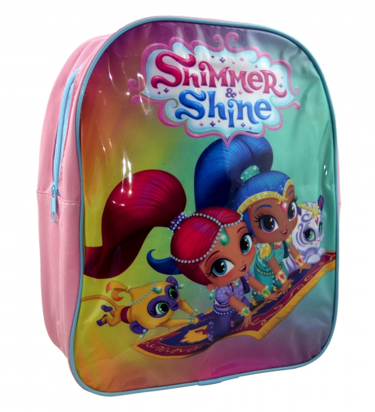 Shimmer & Shine 'Flying' Junior School Bag Rucksack Backpack