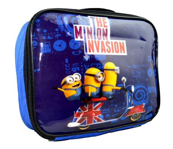 5c2cf58cc682 ... Despicable Me Minions  Invasion  School Rectangle Lunch Bag