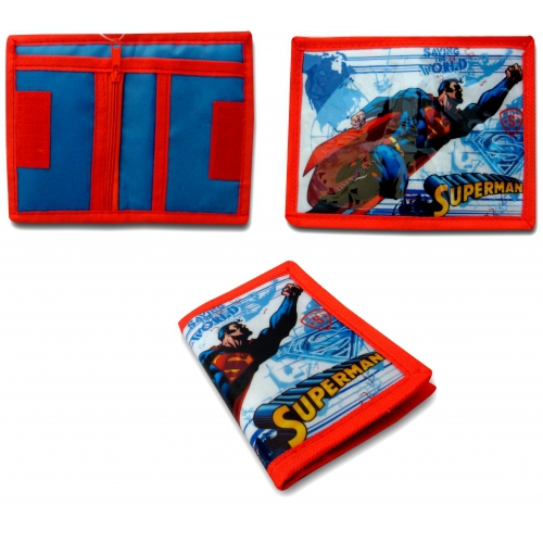 Superman 'Save The World' Wallet