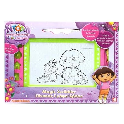 Dora The Explorer Magic Scribbler Stationery