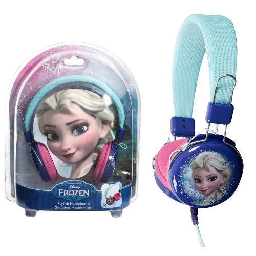 Disney Frozen 'Elsa' Stylish Headphones Computer Accessories