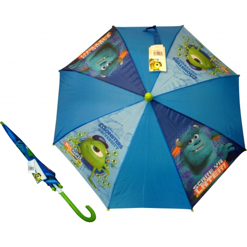 Disney Monster University New School Rain Brolly Umbrella