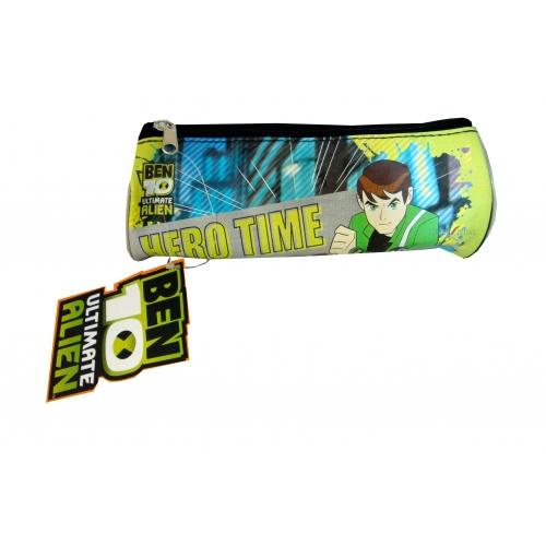 Ben 10 'Ultimate Alien' Hero Time ' Barrel' Pencil Case Stationery