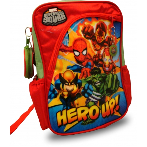 Marvel Heroes School Bag Rucksack Backpack