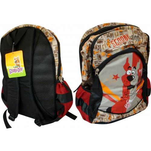 Scooby Doo 'Oval' School Bag Rucksack Backpack