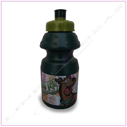 Scooby Doo Plastic Sports Water Bottle