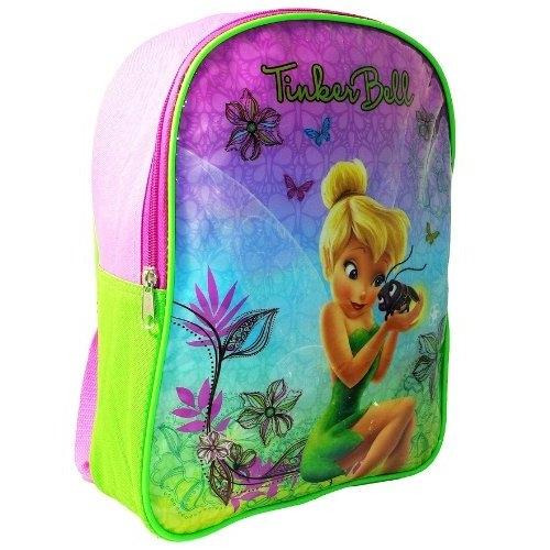 Disney Fairies 'Tinkerbell' School Bag Rucksack Backpack