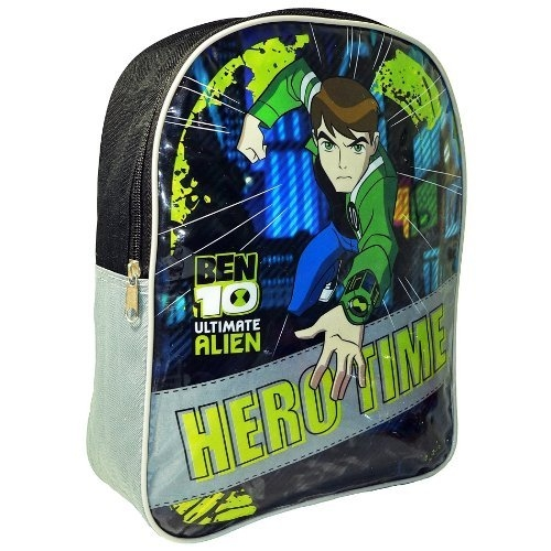 Ben 10 'Ultimate Alien' Hero Time School Bag Rucksack Backpack
