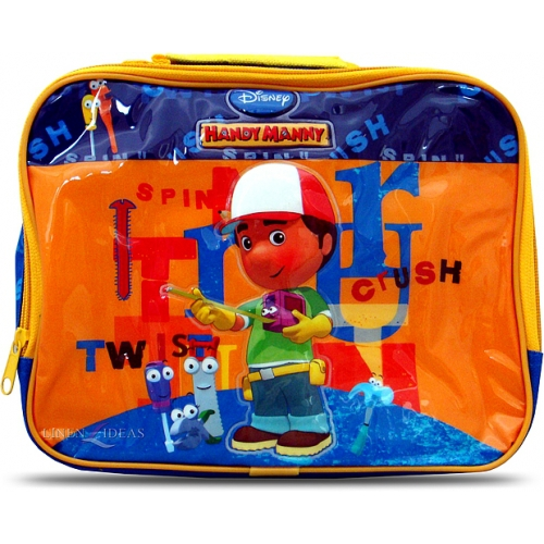 Handy Manny School Rectangle Lunch Bag