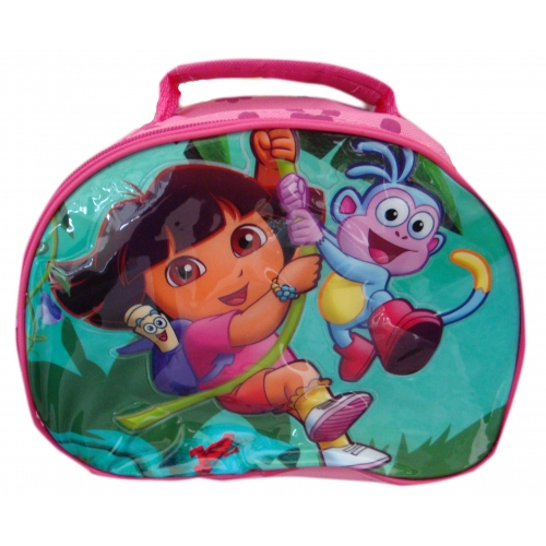 Dora The Explorer School Premium Lunch Bag Insulated