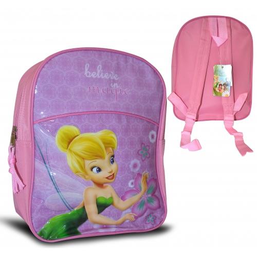 Disney Fairies Tinkerbell Believe In Magic Junior School Bag Rucksack Backpack