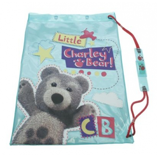 Little Charley Bear 'Cb' School Swim Bag