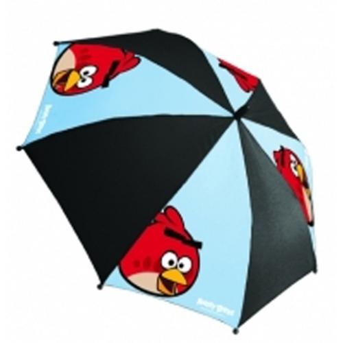 Angry Birds 'Blue and Black' School Rain Brolly Umbrella