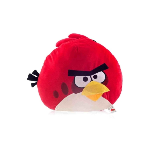 Angry Birds 'Red' Shaped Cushion