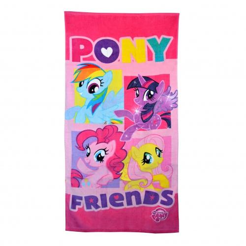 My Little Pony Friends Printed Beach Towel