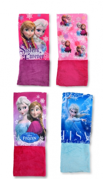 Disney Frozen 'Snood' 4 Assorted Multi Purpose Scarf