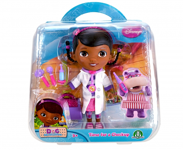Disney Doc Mcstuffins Time For a Checkup Action Figure Toy