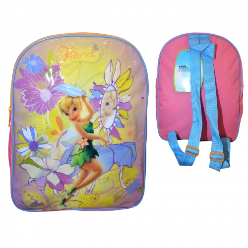 Disney Fairies Petal Perfect School Bag Rucksack Backpack