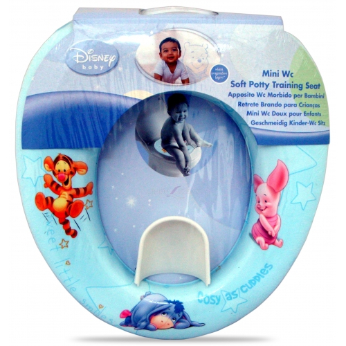 Disney Winnie The Pooh Soft Potty Training Bath
