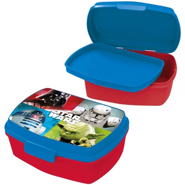 Disney Star Wars 'with Tray' School Sandwich Box Lunch