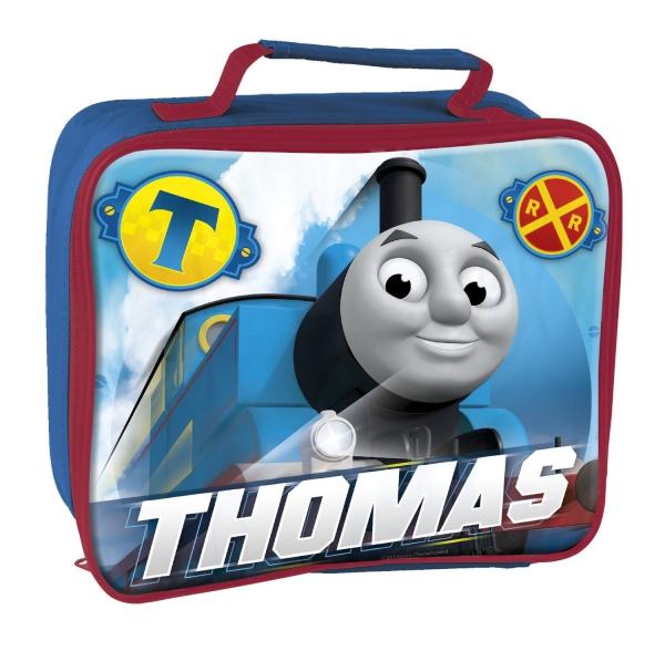 Thomas The Tank 'Engine' Rectangular Insulated School Premium Lunch Bag