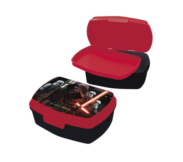 Disney Star Wars Dark Side Kylo Ren 'with Tray' School Sandwich Box Lunch