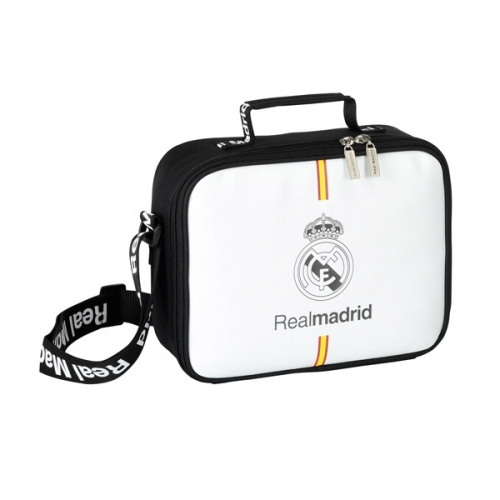 Real Madrid Fc Football Premium Lunch Bag Official