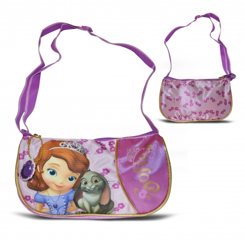 Disney Sofia The First 'Padded' School Shoulder Bag