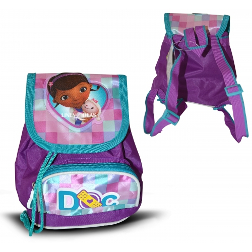 Disney Doc Mcstuffins 'Classic' School Bag Rucksack Backpack