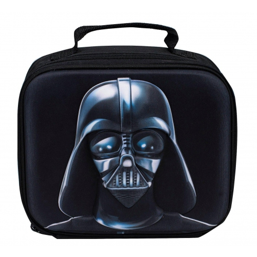 Star Wars Rebels 'Darth Vader' 3d Eva School Premium Lunch Bag Insulated