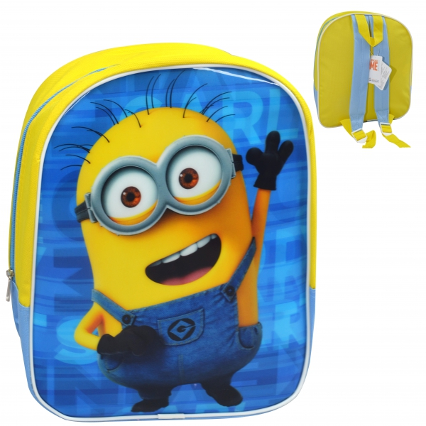 Minions 'Lenticular' Junior School Bag Rucksack Backpack