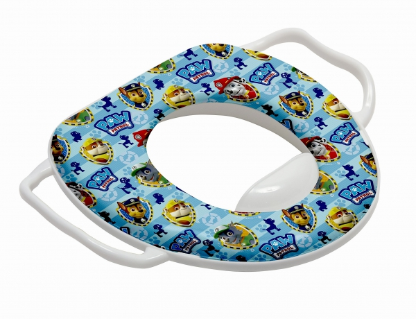 Paw Patrol Boys 'Toilet Seat' Soft Potty Training Bath